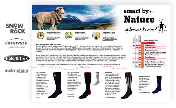 SmartWool-Product-Advert