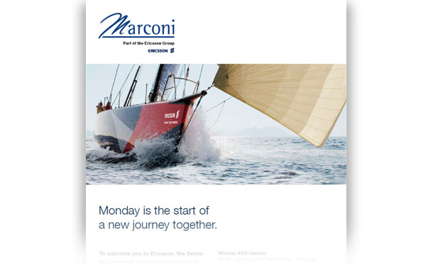 Welcome-Ericsson-Marconi-Poster